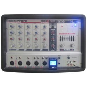 پاورمیکسر صوتی اکوچنگ EMX1850USB